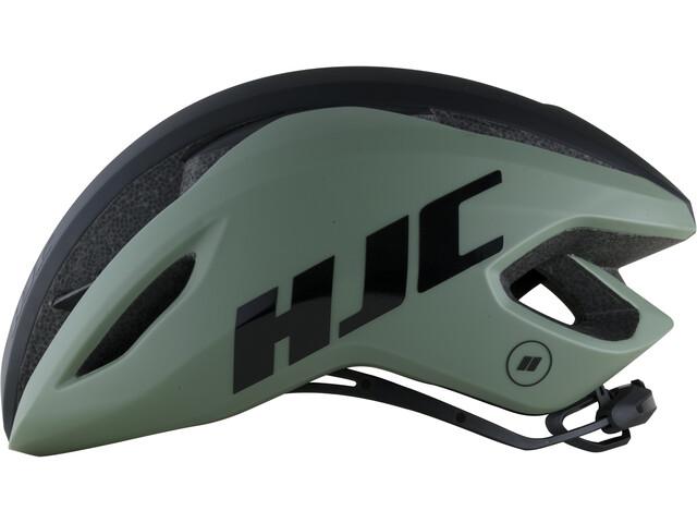 HJC Valeco Road Fietshelm, matt gloss olive black
